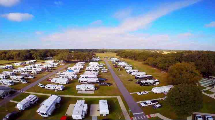 Paradise Oaks RV Resort