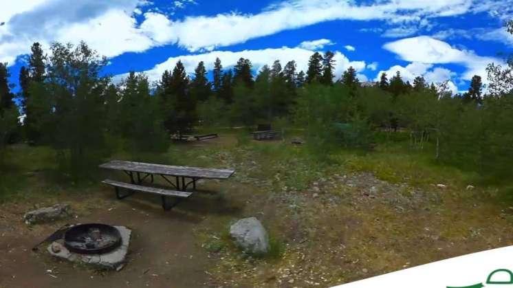 Meeker Park Overflow Campground