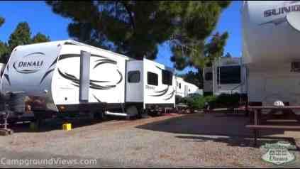 Bay Pines Travel Trailer Park