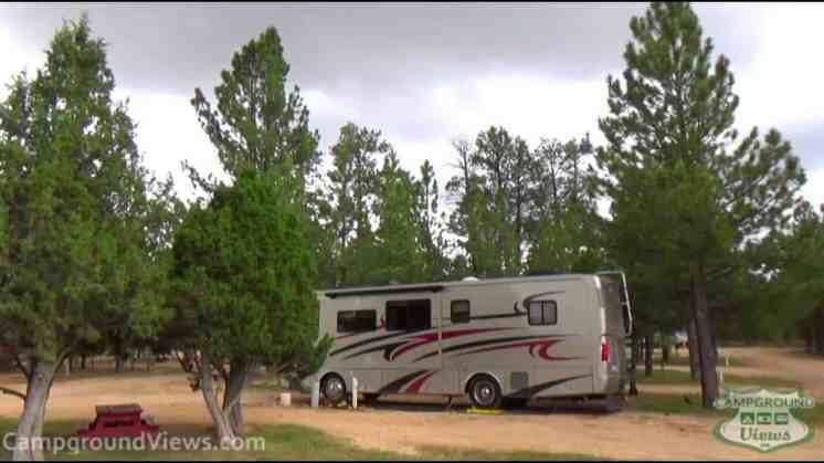 Bryce Canyon Pines Campground
