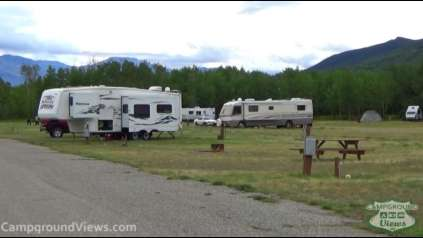 Chewing Blackbones Campground and RV Park
