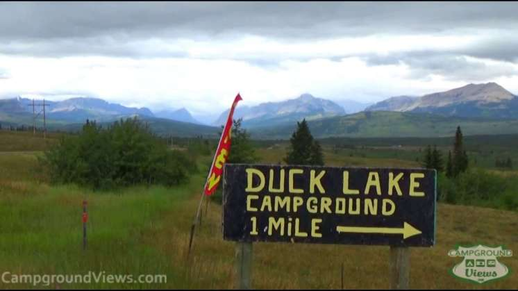 Duck Lake Campground