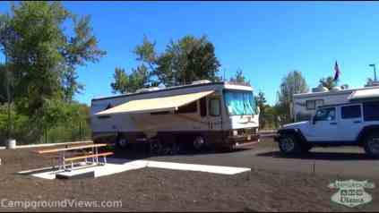Jackson County Expo Southern Oregon RV Park