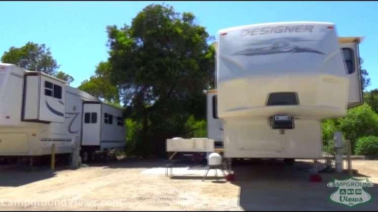 San Luis Obispo Elks Lodge #322 RV Sites