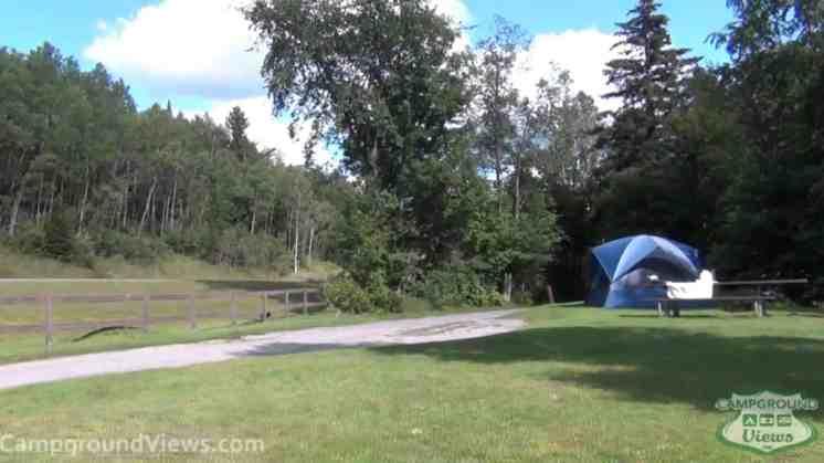 Zealand Campground