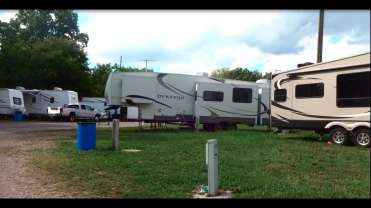 Tom Raper RV Campgrounds at the Indiana State Fairgrounds