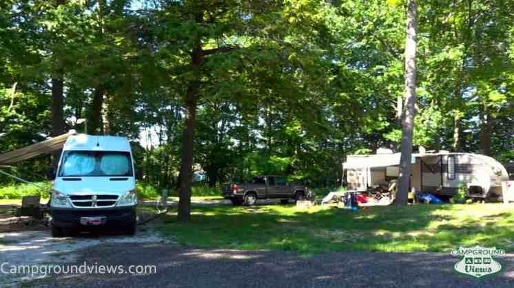 Cartier Park Campground