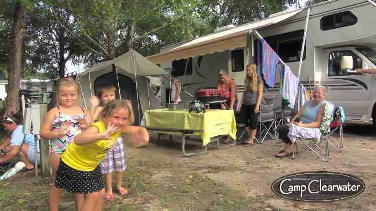 Camp Clearwater Family Campground