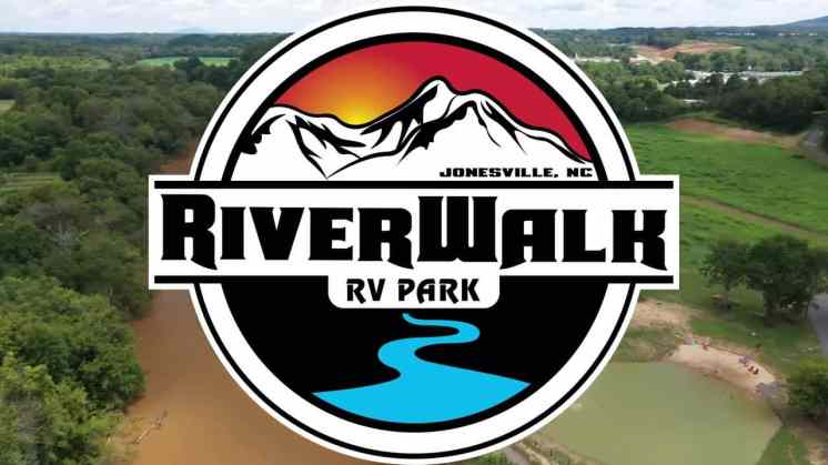 Riverwalk RV Park on the Yadkin River