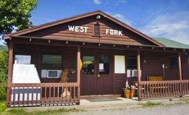 West Fork Cabin Camp