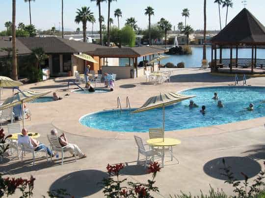 Roadrunner Lake Resort
