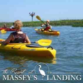 The Resort at Massey's Landing
