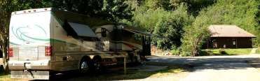 Lightner Creek Campground & Cabins
