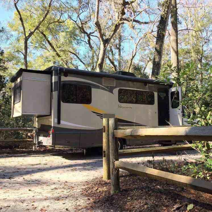 Hookup New Baldwin Park: O'Leno State Park High Springs, Florida