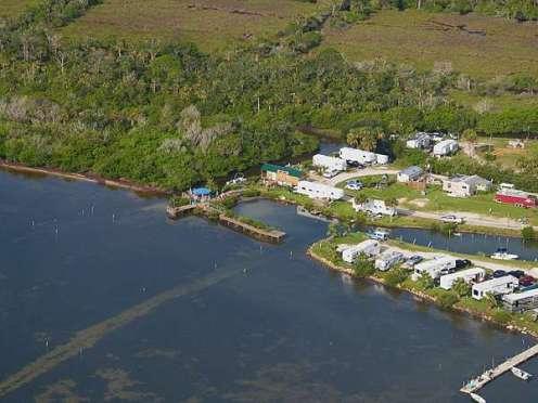 Mosquito Lagoon RV Park