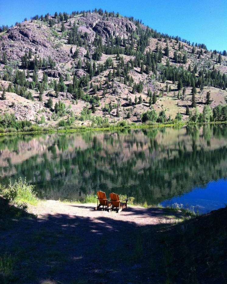 Castle Lakes Campground & Cabins
