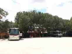 Elks Lodge Simi Valley RV Sites