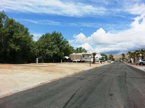 Caliente Springs Rv Resort Desert Hot Springs California