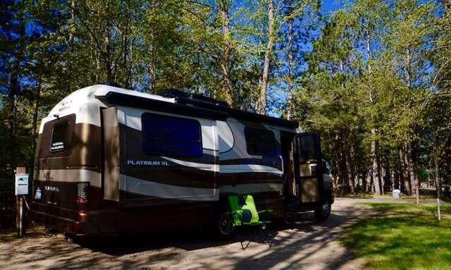 Leech Lake Recreation Area Campground