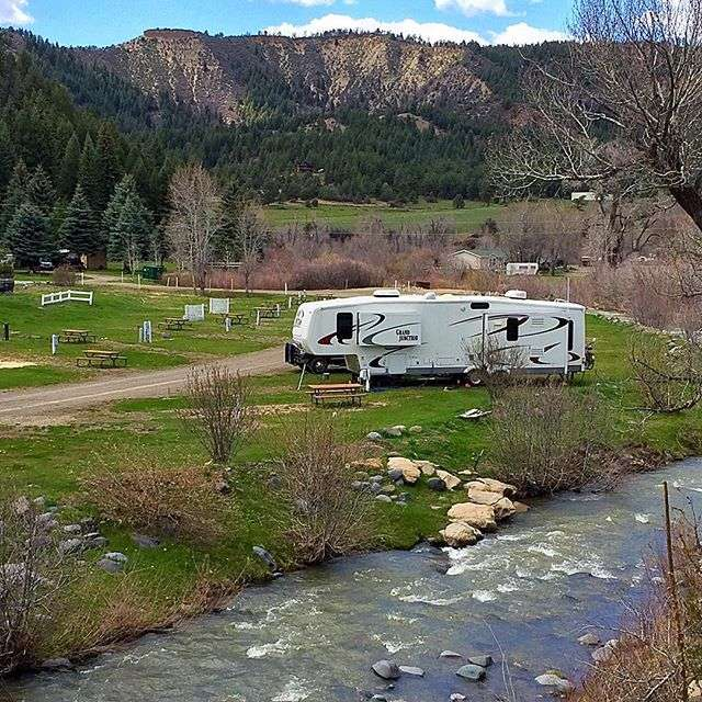 Blanco River RV Park and Resort