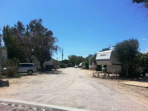Palm Drive Trailer Park