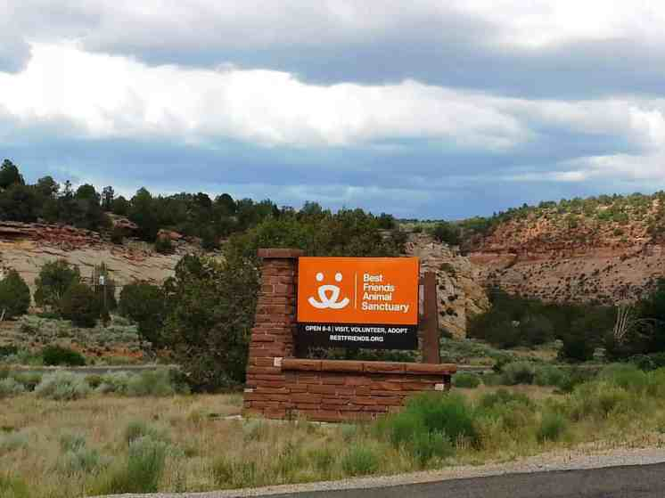 Angel Canyon RV Sites Best Friends Animal Sanctuary