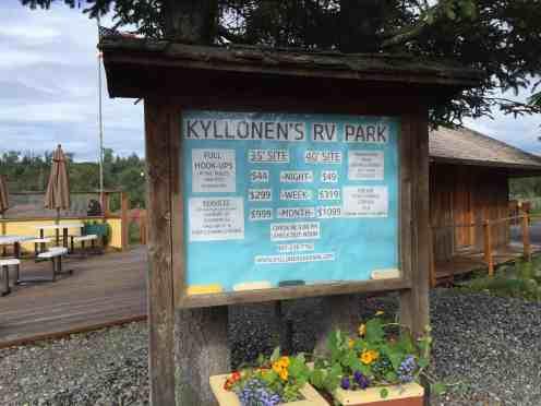 Kyllonen RV Park