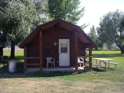 Teton Valley Campground RV Park