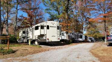 Chattanooga Holiday Travel Park RV Campground