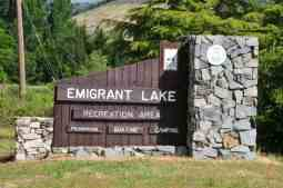 Emigrant Lake County Park