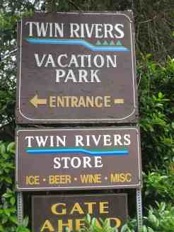 Twin Rivers Vacation Park