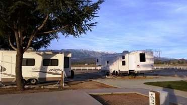 Noble Creek Park RV Sites