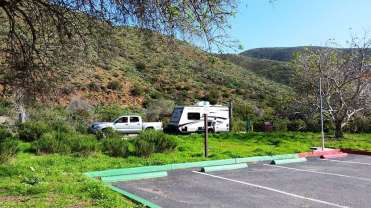 Sycamore Canyon Campground At Point Mugu State Park Malibu
