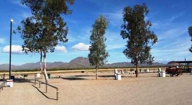 Tucson Trap and Skeet Club RV Sites