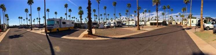 Royal Palm Mobile Home Park and RV Resort