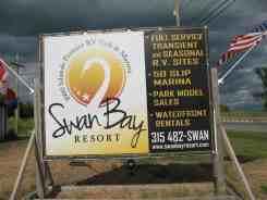 Swan Bay RV Resort -1000 Islands Premier RV Park & Marina