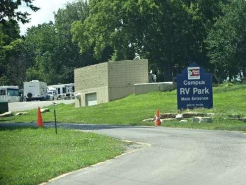 Campus RV Park