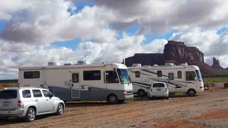 Monument Valley KOA Journey