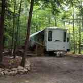 Rustic Timbers Door County Camping Resort