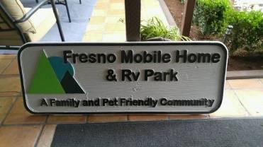 Fresno Mobile Home & RV Park