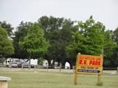 Old Settlers Park RV Sites