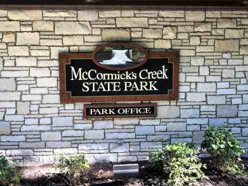 McCormick's Creek State Park