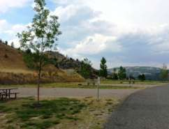White Sandy Recreation Site Campground