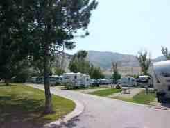 Golden Spike RV Park