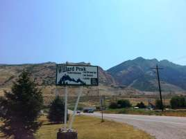 Willard Peak Campground