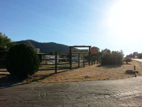 Kings Canyon Mobile Home and RV Park