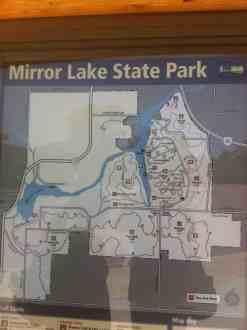 Mirror Lake State Park