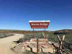 Warren Bridge Campground