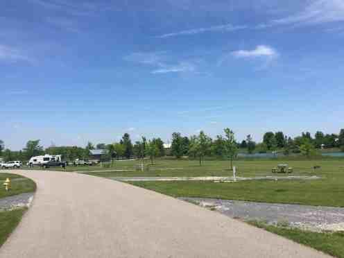 Sauder Village RV Park