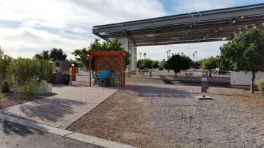 Tucson Lazydays KOA Campground